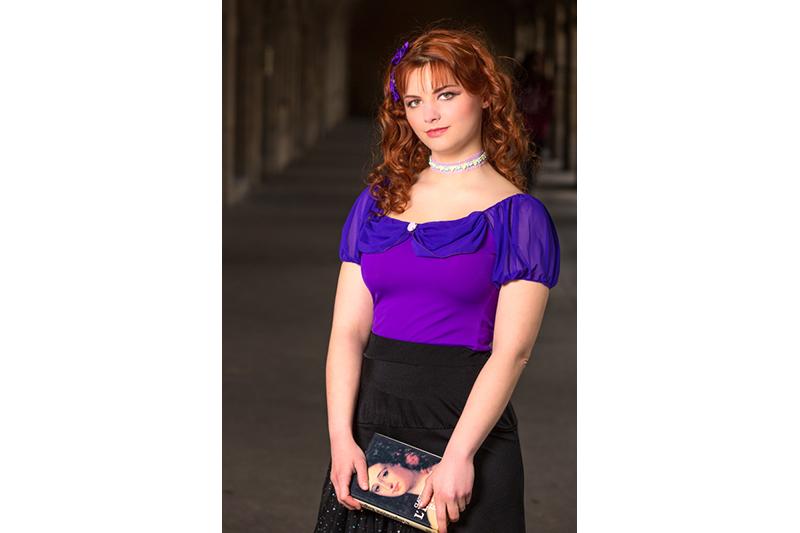 haut-top-romantique-manches-ballon-violet-pret-a-porter-luxe-mode-femme