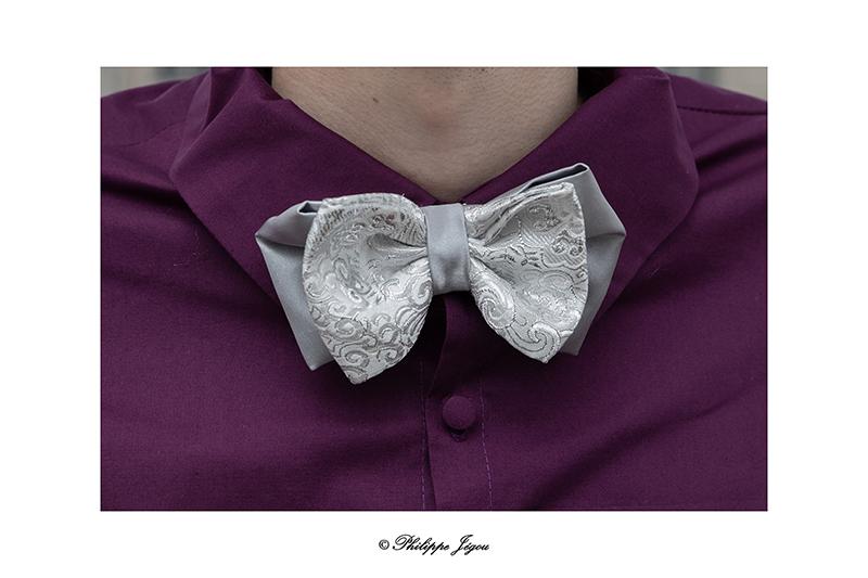 noeud-papillon-cravate-accessoire-mode-homme-fait-main-brocart-argent-chic-made-in-france-