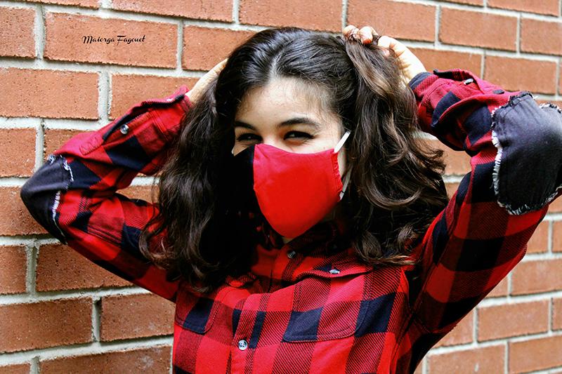 masque alternatif harley quinn made in france protection virus coronavirus covid 19