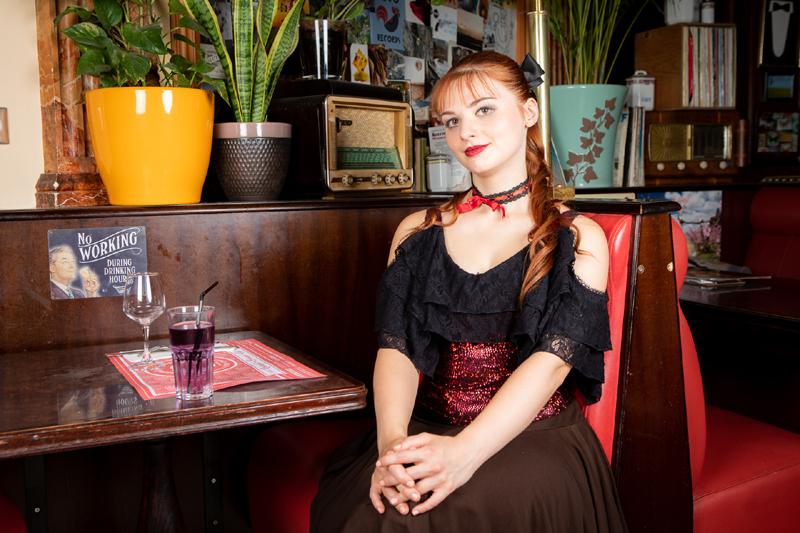 haut made in france mode pret a porter luxe femme rouge noir