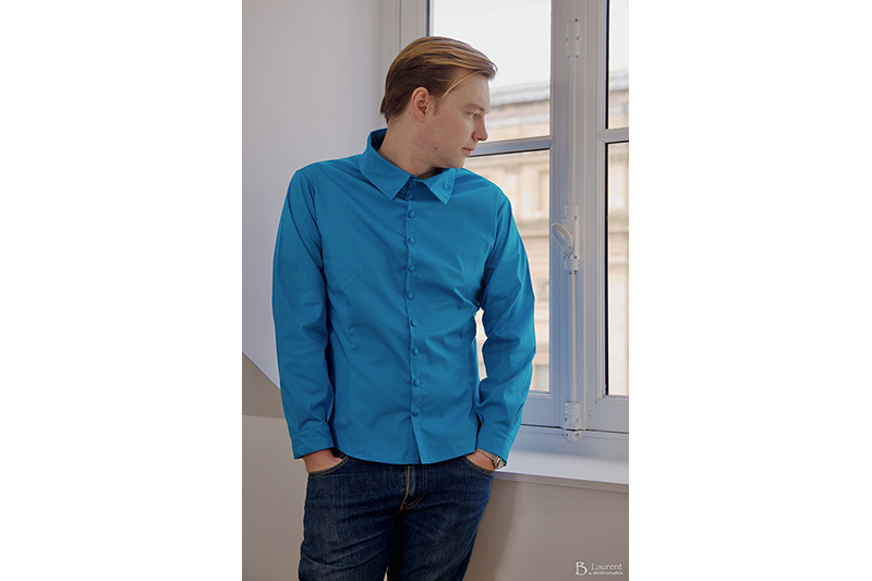 chemise-homme-mode-basique-turquoise-uni-made-in-france-pret-a-porter-qualite