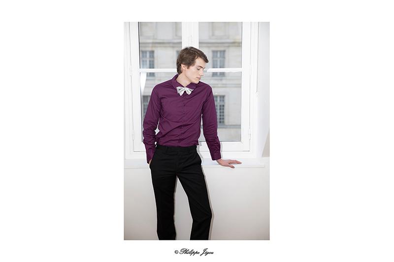 chemise-homme-made-in-france-violet-prune-coton-qualite-pret-a-porter