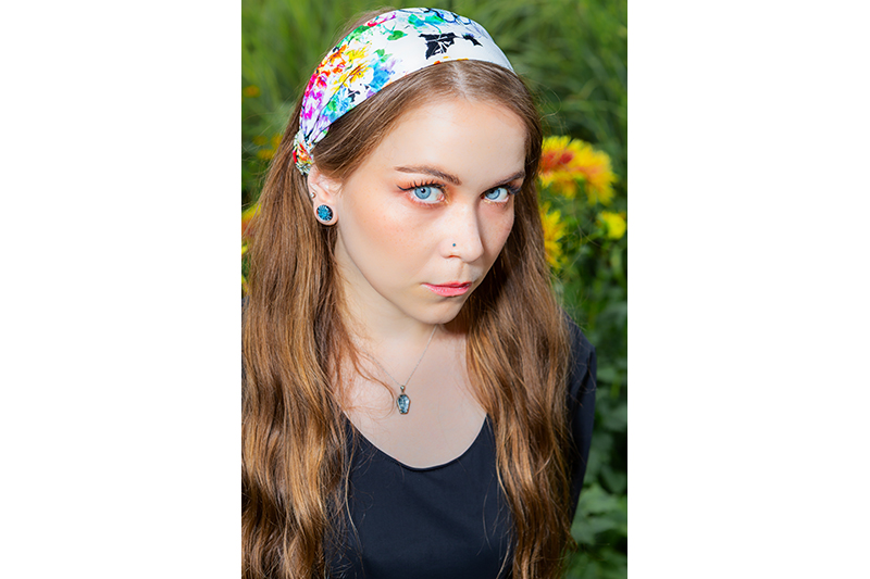 accessoire cheveux bandeau coiffure headband made in france