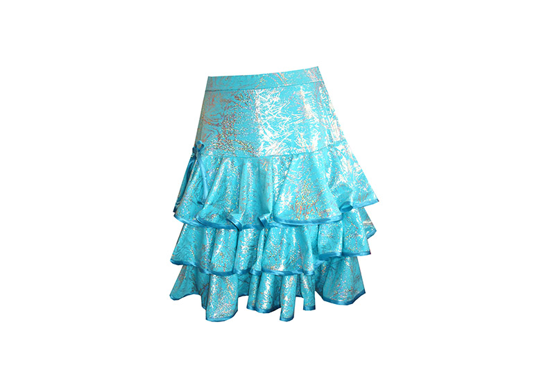 jupe-volants-danse-lycra-turquoise-argent-made-in-france-pret-a-porter-femme