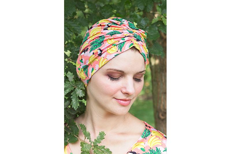 turban cancer chimio made in france image de soi feminite