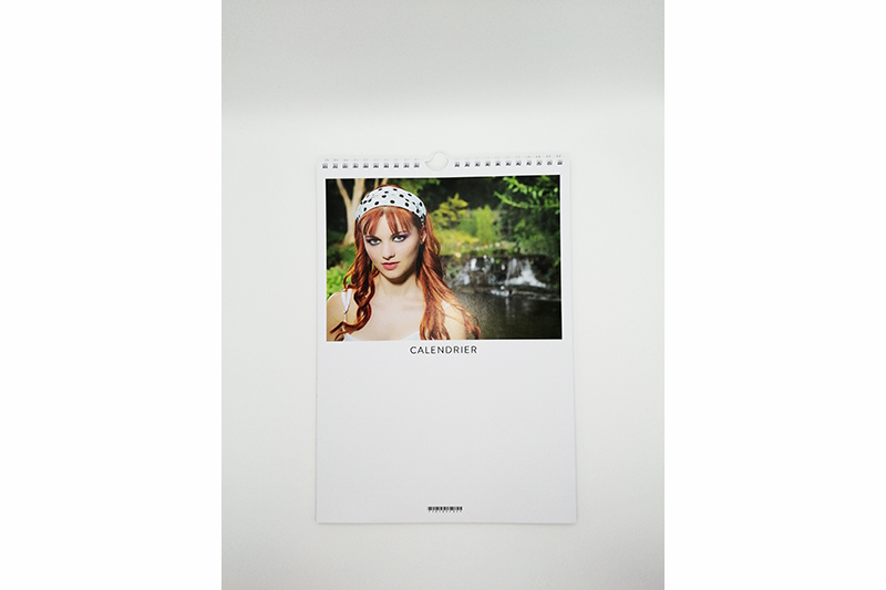 calendrier 2021 cherie et dandy made in france