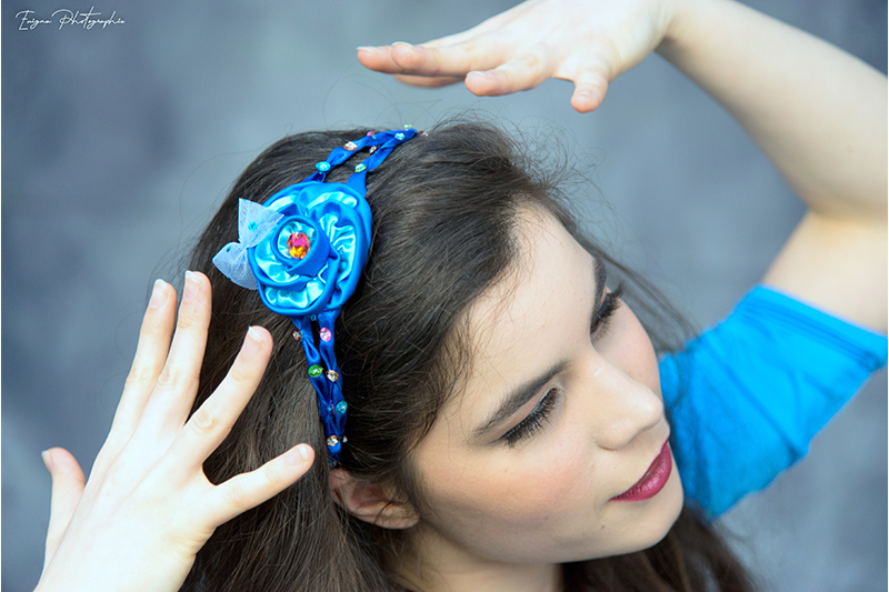 headband made in france Alice au pays des merveilles absolem disneybound