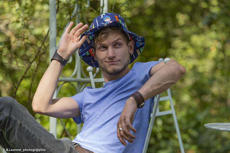 chapeau de soleil made in france fait main